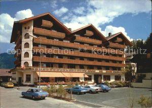 Gstaad Hotel Bernerhof Kat. Gstaad