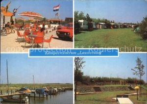 Lauwersoog Kampeercentrum Kat. De Marne