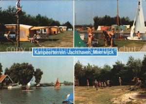 Kropswolde Camping Jachthaven Meerwijck