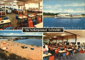 Terwolde De Scherpenhof Kat. Niederlande