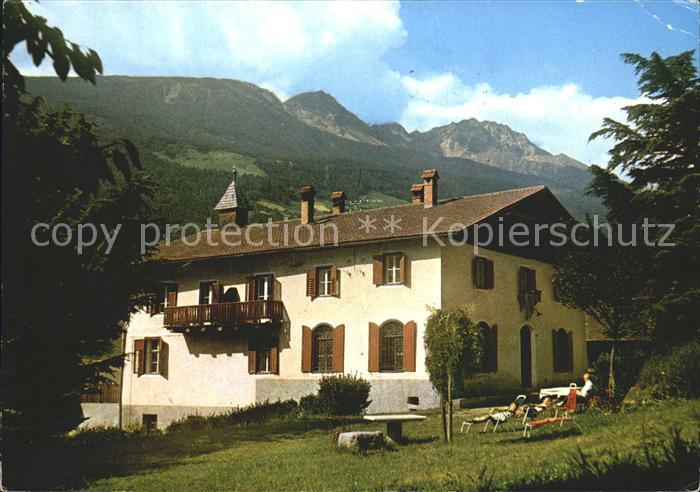 Vinschgau Suedtirol Marienhof Garni / Val Venosta /Bolzano