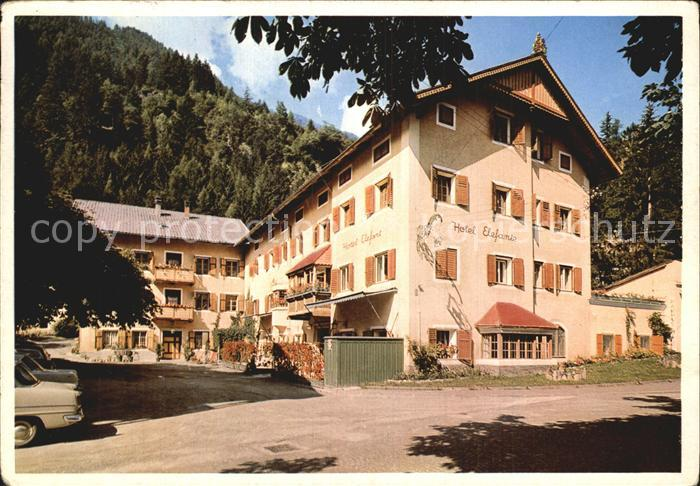 Hotel Post Sand In Taufers