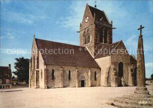 Sainte Mere Eglise Eglise du XIV siecle Kat. Sainte Mere Eglise