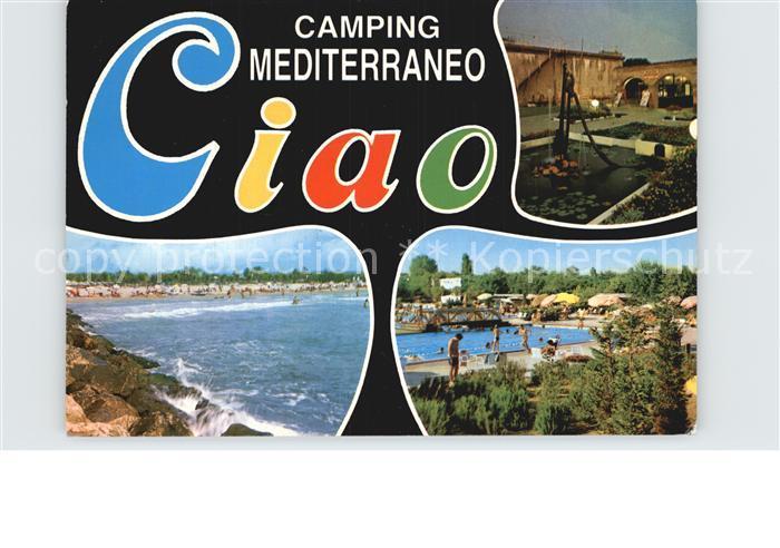 Ca Vio Treporti Venezia Camping Mediterraneo Ciao Kat. Ca San Vio