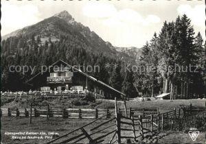 Raitis Innsbruck Alpengasthof Alm