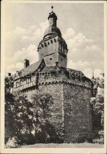 Falkenstein Harz Burg im Selketal Historisches Baudenkmal 12. Jhdt. Museum Kat. Falkenstein Harz