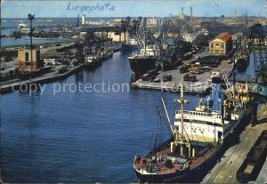 Livorno Hafen  Kat. Livorno