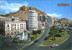 Alicante Plaza del Mar Kat. Alicante