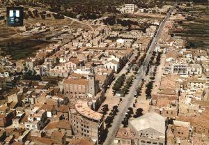 San Carlos de la Rapita  Fliegeraufnahme Plaza Carlos III Kat. Tarragona