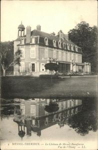 Mesnil Theribus Chateau de Mesnil-Beaufresne /  /