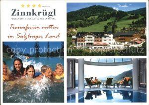 St Johann am Tauern Hotel Zinnkruegel Kat. St Johann in der Haide Steiermark