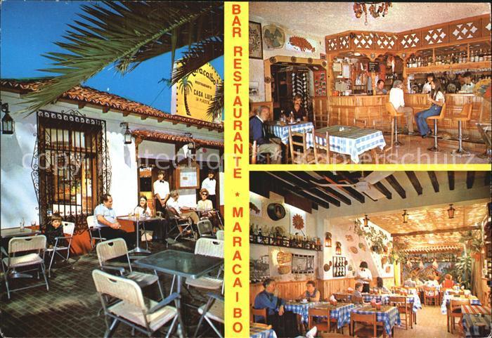 Tenerife Restaurant Maracaibo Kat. Islas Canarias Spanien