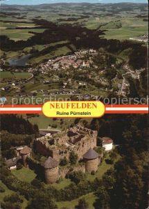 Neufelden Ruine Puernstein Kat. Neufelden