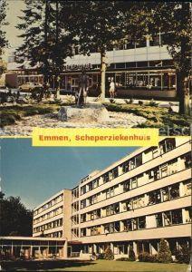 Emmen Netherlands Scheperziekenhuis Kat. Emmen
