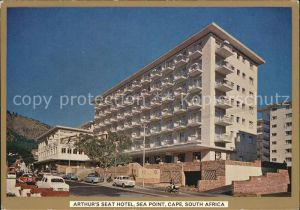 Cape Colony Arthurs Seat Hotel See Point Kat. Suedafrika