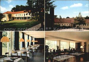 Loccum Evangelische Akademie Kat. Rehburg Loccum