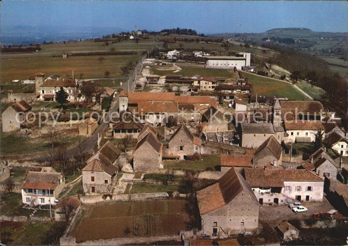 Taize Saone et Loire Village avec eglise romane et l eglise de la Reconciliation Kat. Taize