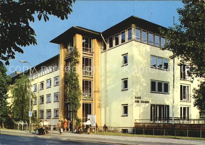 Haus der Jugend Frankfurt Main Bauhaus Stil Nr