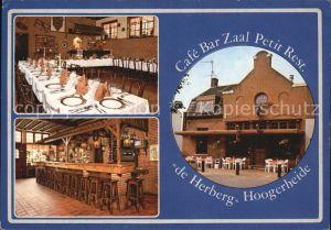 Hoogerheide Cafe Bar Restaurant de Herberg Kat. Hoogerheide