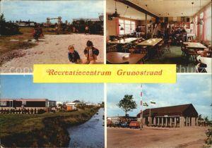 Harkstede Recreatiecentrum Grunostrand Kinderspielplatz