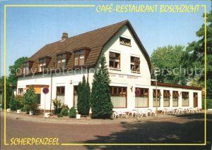 Scherpenzeel Cafe Restaurant Boschzicht Kat. Scherpenzeel