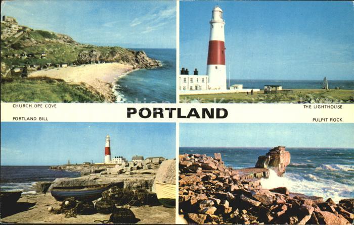 Portland Oregon Lighthouse Ope Cove  Kat. Portland