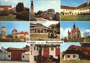 Bernstein Burgenland Oberwart Jormannsdorf Schaining Mariasdorf Pinkafeld Oberschuetzen Ollersdorf Kat. Bernstein