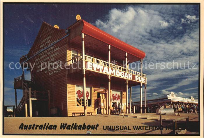 Australien Ettamogah Pub Kat. Australien