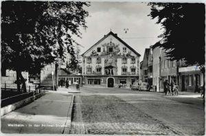 Weilheim Weilheim Poeltner-Strasse * / Weilheim i.OB /Weilheim-Schongau LKR
