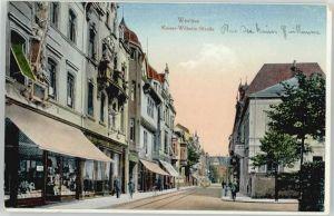 Worms Worms Kaiser Wilhelm Strasse * / Worms /Worms Stadtkreis