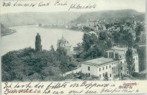 Boppard Boppard  x / Boppard /Rhein-Hunsrueck-Kreis LKR