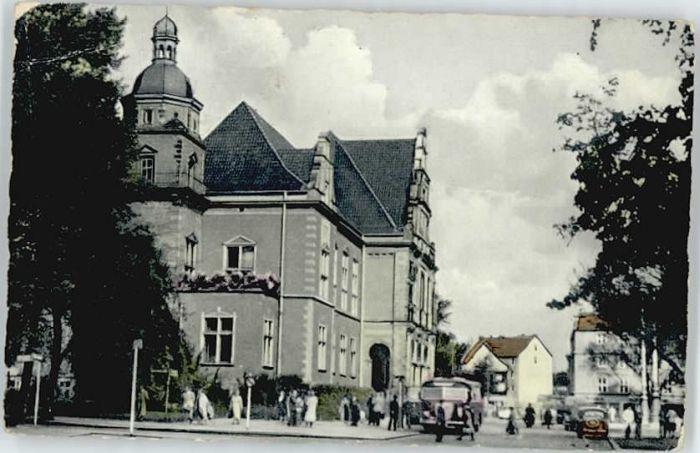 Harburg Harburg Rathaus * / Harburg (Schwaben) /Donau-Ries LKR