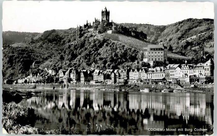 Cochem Cochem Burg x / Cochem /Cochem-Zell LKR