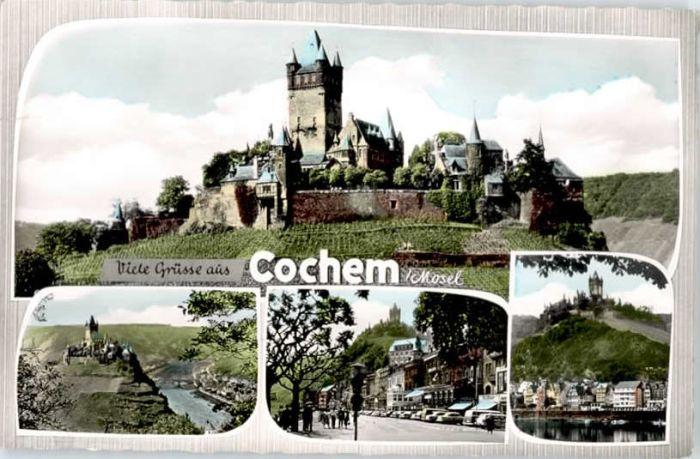 Cochem Cochem Burg * / Cochem /Cochem-Zell LKR