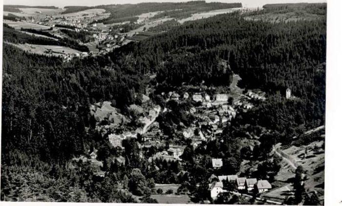 Triberg Triberg  * / Triberg im Schwarzwald /Schwarzwald-Baar-Kreis LKR