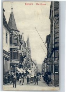 Boppard Boppard Ober-Strasse x /  /