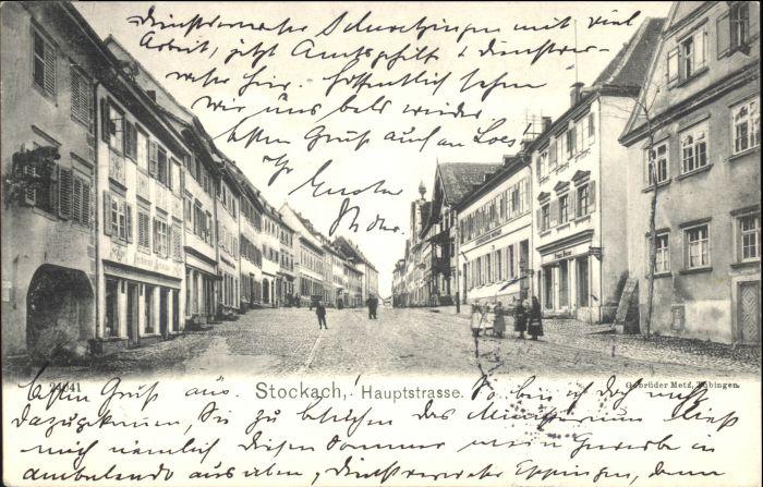 Stockach Stockach Hauptstrasse x /  /