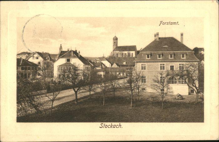 Stockach Stockach Forstamt x /  /