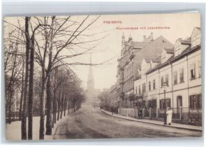 Freiberg Freiberg Hornstrasse Jakobikirche * /  /