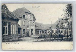 Belzig Belzig Kinderheilstaette x / Belzig /Potsdam-Mittelmark LKR