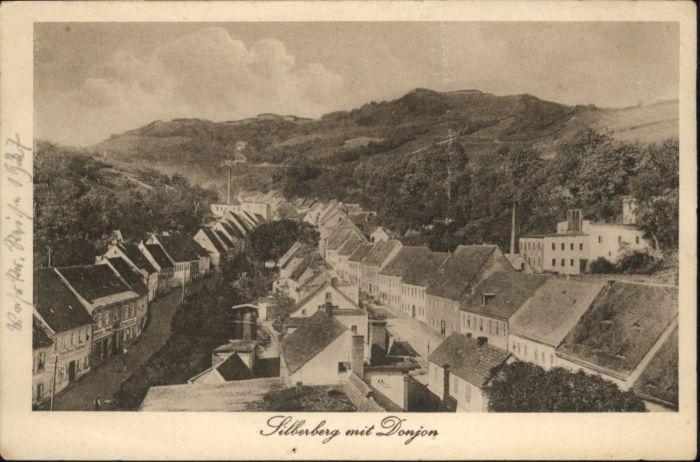 Silberberg Eulengebirge Donjon *