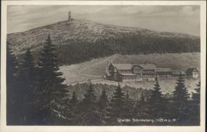 Glatzer Schneeberg  *