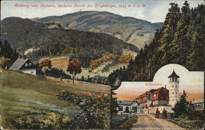 Keilberg Erzgebirge Hotel x