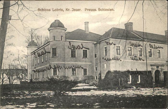Preuss Schloss Lobris *