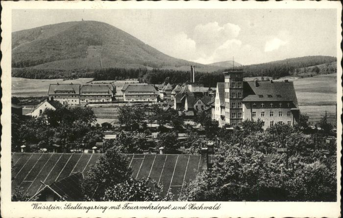 Weisstein Weisstein Siedlungsring Feuerwehrdepot Hochwald x /  /