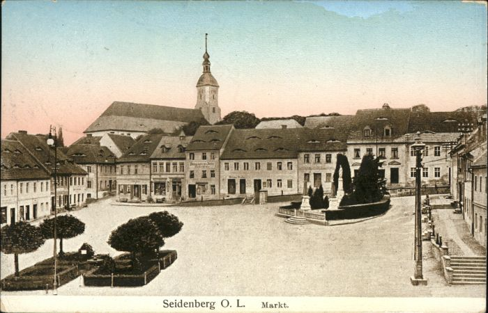 Seidenberg Seidenberg Oberlausitz Markt x /  /