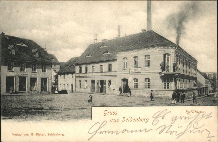 Seidenberg Seidenberg Rathaus x /  /