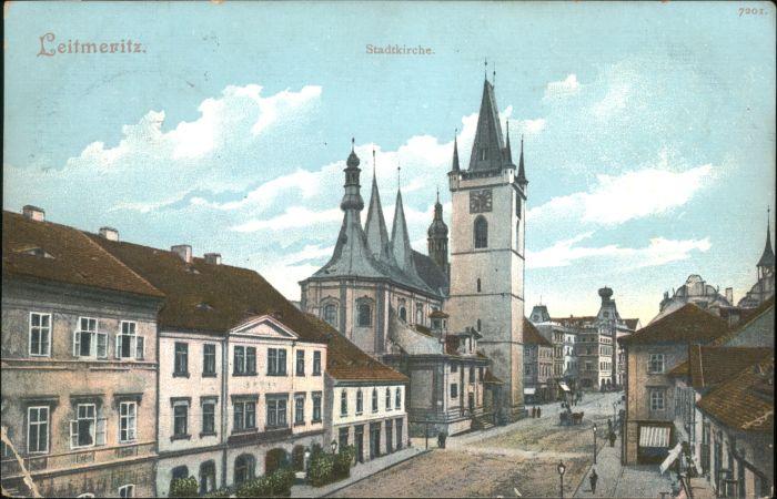 Leitmeritz Leitmeritz Kirche x /  /