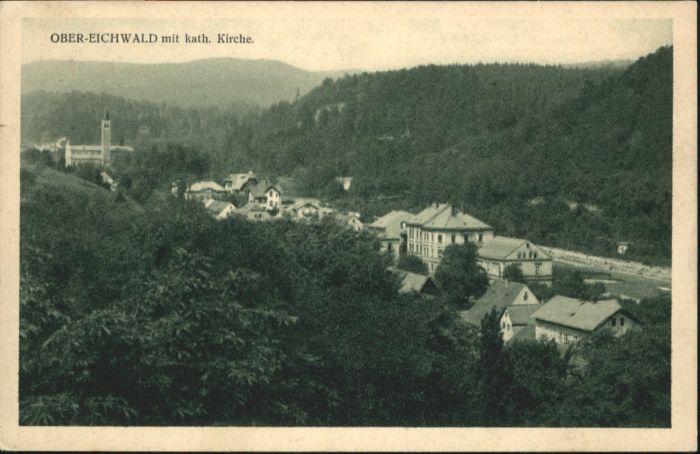 Ober-Eichwald Kirche *