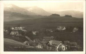 Bad Liebwerda Boehmen Isergebirge *